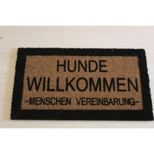 Felpudo Alemán
