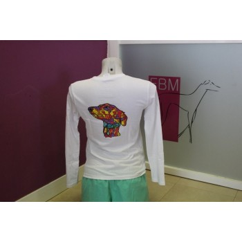 Camiseta Mujer ML1 TM