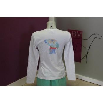 Camiseta Mujer ML2 TXL