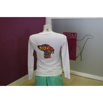 Camiseta Mujer ML1 TXL